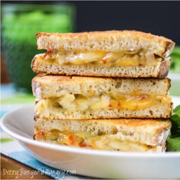 parmesan crusted grilled chicken and cheese