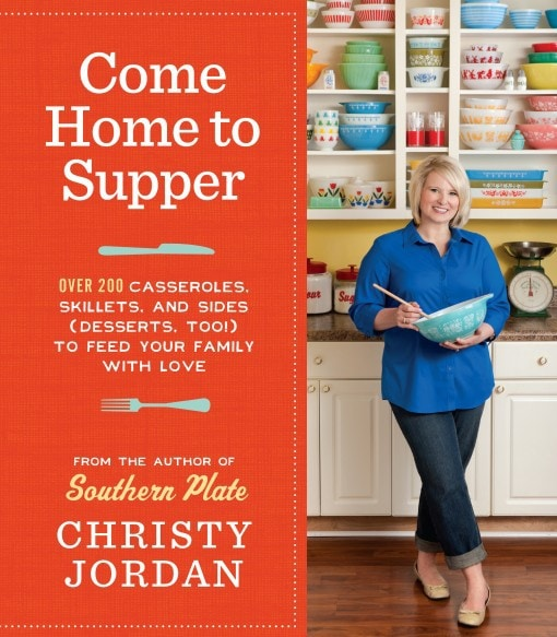 Cookbook Review, Recipe, and Giveaway – Come Home to Supper