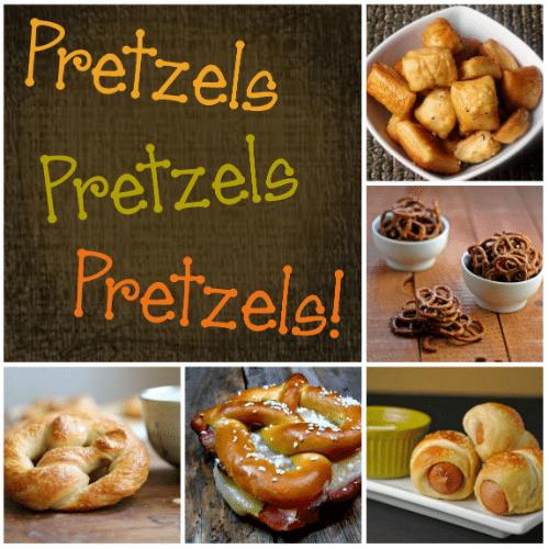 pretzels pretzels pretzels