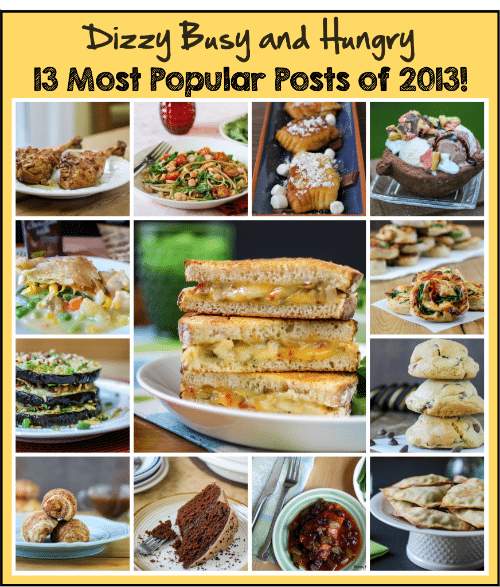 top 13 of 2013 collage