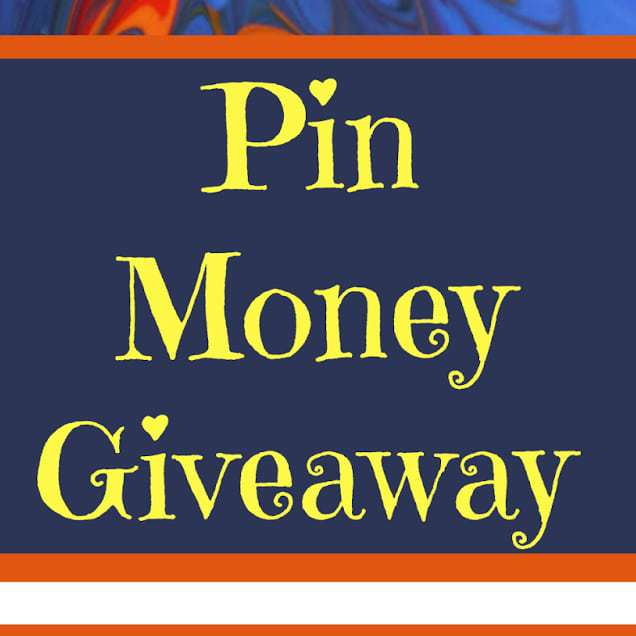 """Sunday Sharing Pinterest Party and """"Pin Money"""" Giveaway!"""