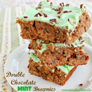 Double-Chocolate-Mint-Brownies-Memories-by-the-Mile300