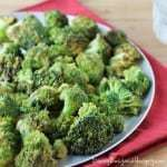 Chipotle Lime Grilled Broccoli