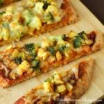 Curried Veggie Pizza