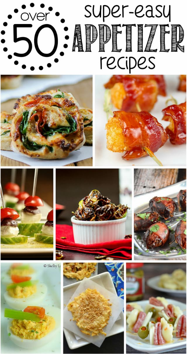 easy appetizer collage 640px