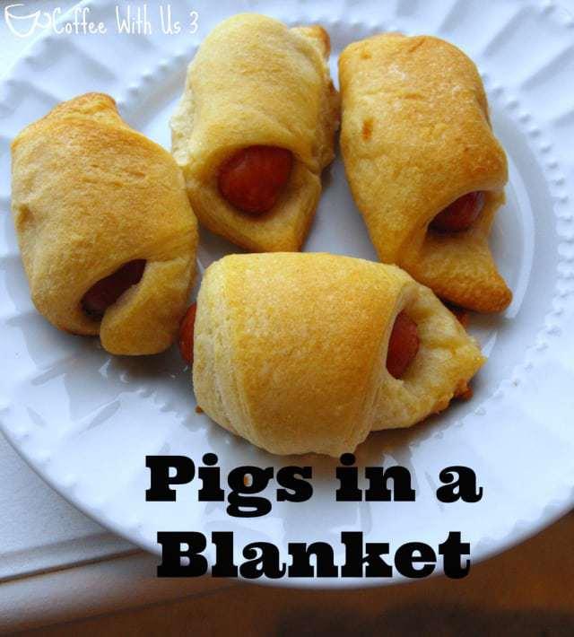 Pigs-in-a-Blanket-Appetizer