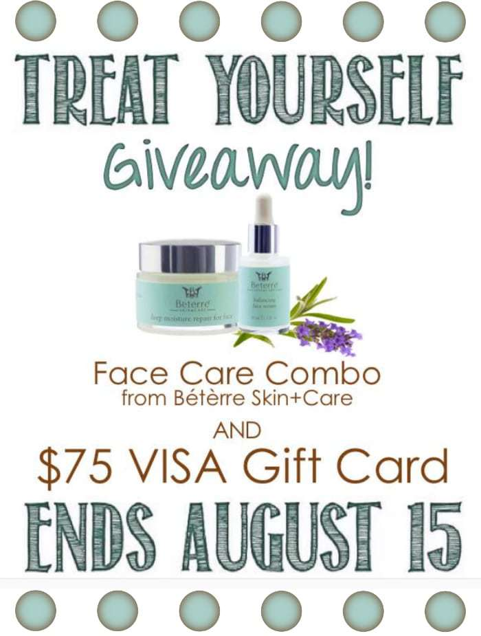 beterre giveaway long