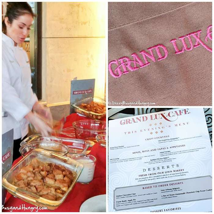 Grand Lux Cafe - A Dessert Lover's Paradise