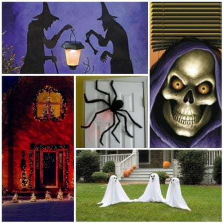 10 Great Halloween Decorations | DizzyBusyandHungry.com - Don't have time to shop for Halloween decorations? Here are some of the coolest yet spookiest decorations you can get online!