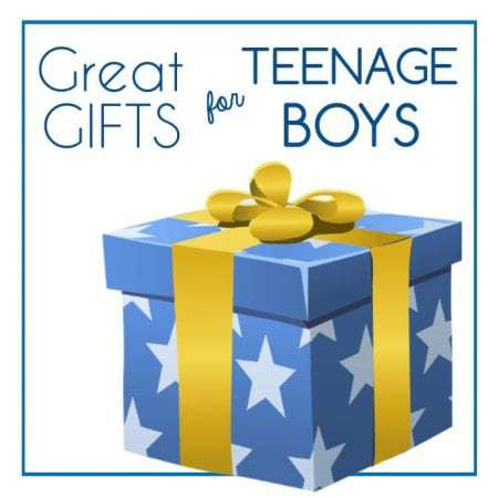 Great Gifts for Teenage Boys