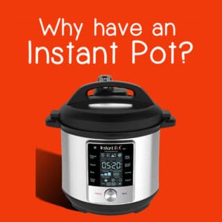 Advantages of pressure cookers - Instant Pot square