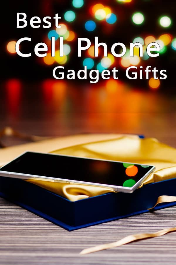 Best cell phone gadget gifts- cell phone pin