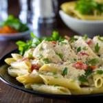 creamy cayenne chicken breast crock pot recipe front view