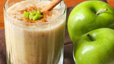 Smoothie Recipe with Apple