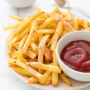 Easy seasoning for french fries.